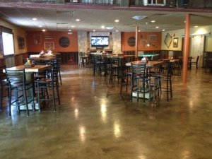 Boundaries Bar and Grill - Bar Stools