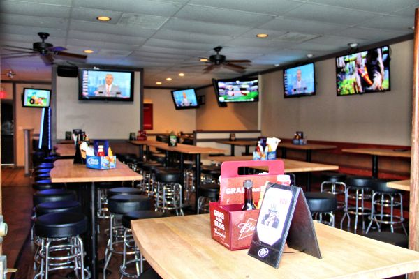 Affordable Seating helps Newport Bar and Grill Update Its ...