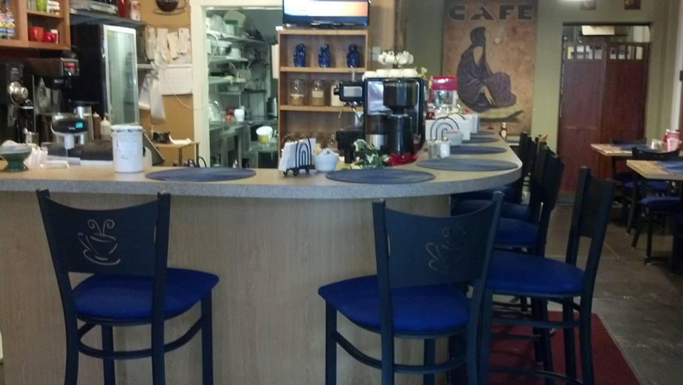 Restaurant furniture helps jeanne s bistro coffee