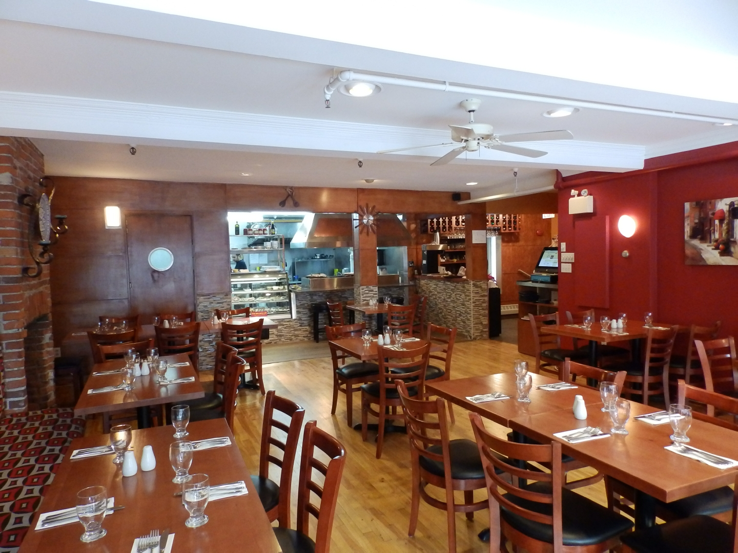 Restaurant furniture canada helps efendy mediterranean