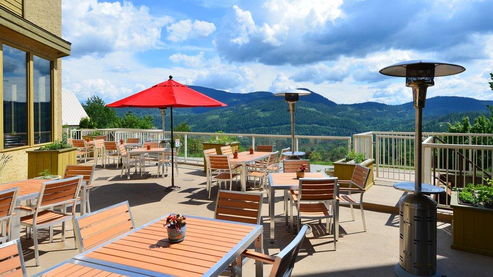 Pleasant Restaurant Furniture Canada Helps Prestige Mountain Resort Creativecarmelina Interior Chair Design Creativecarmelinacom