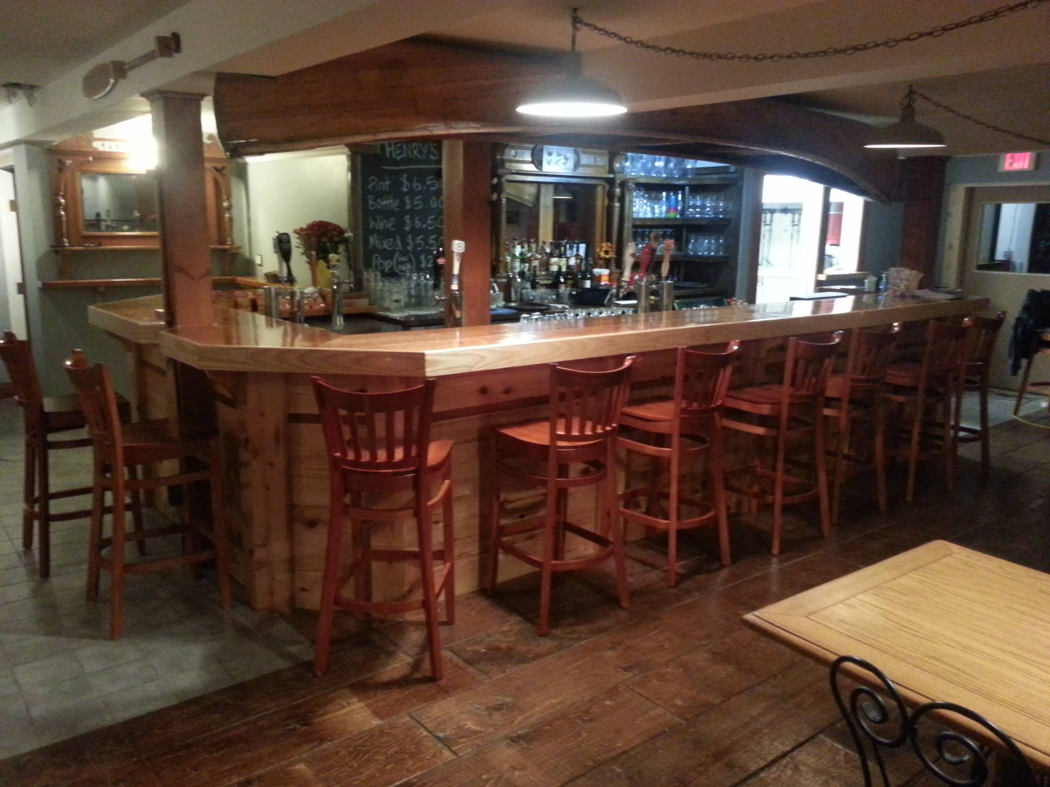 Restaurant furniture canada helps canoe paddle to a