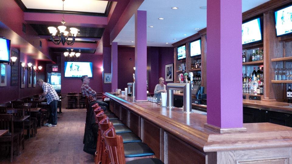 Restaurant furniture canada helps mackenzie s the annex to