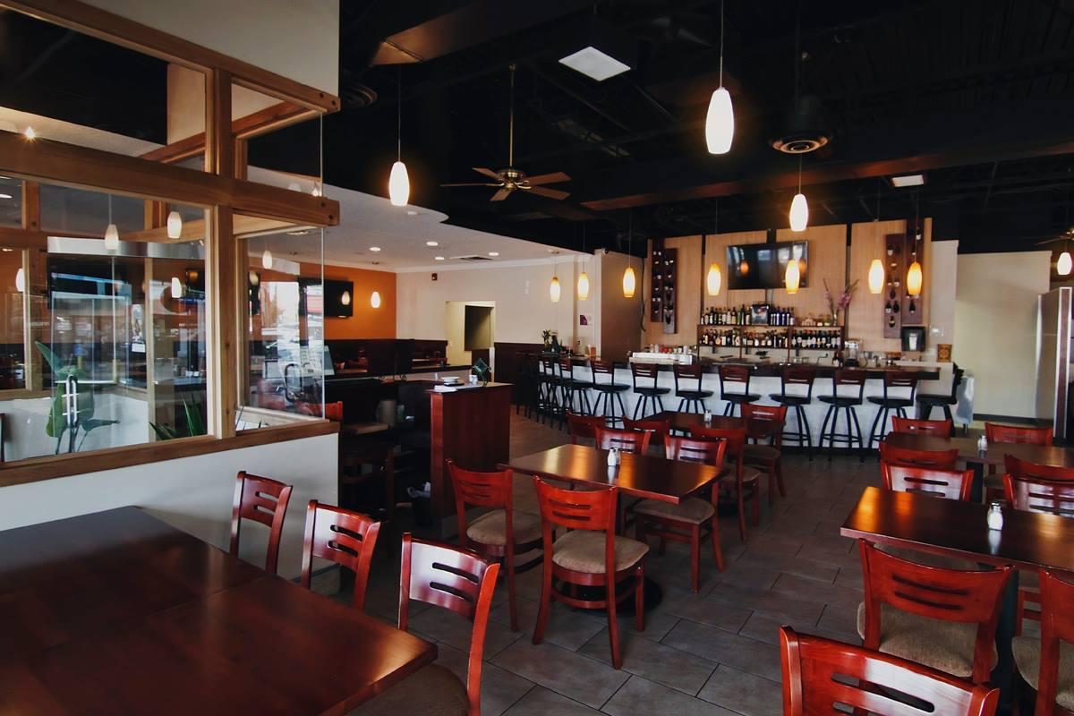 Restaurant furniture helps destino to a