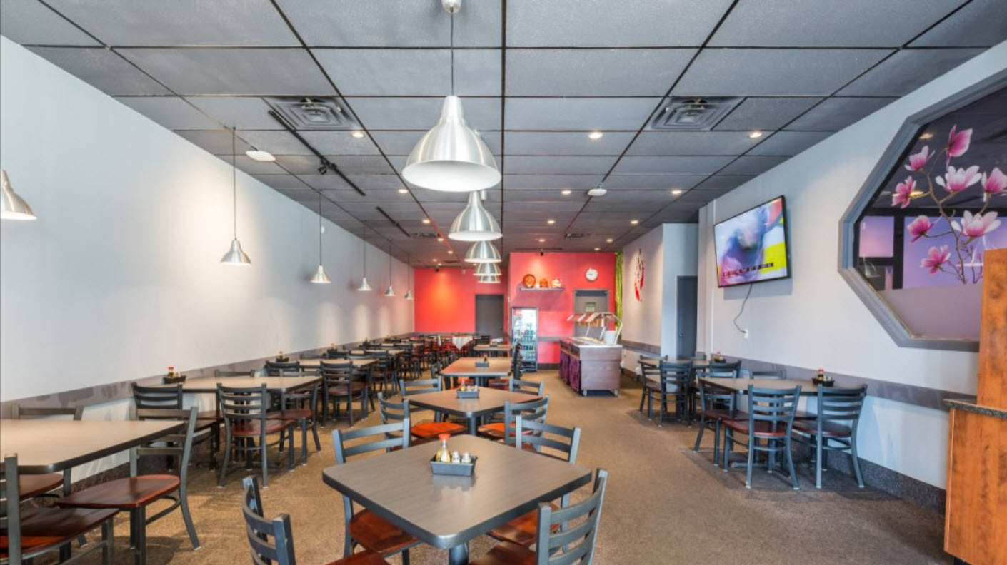 Restaurant furniture canada help wok n roll a successful