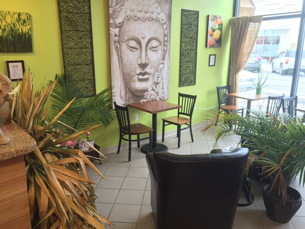 Restaurant furniture helps super juice nation with its