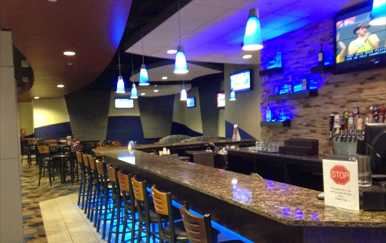 Restaurant Furniture Net Helps Woodland Bowl To A