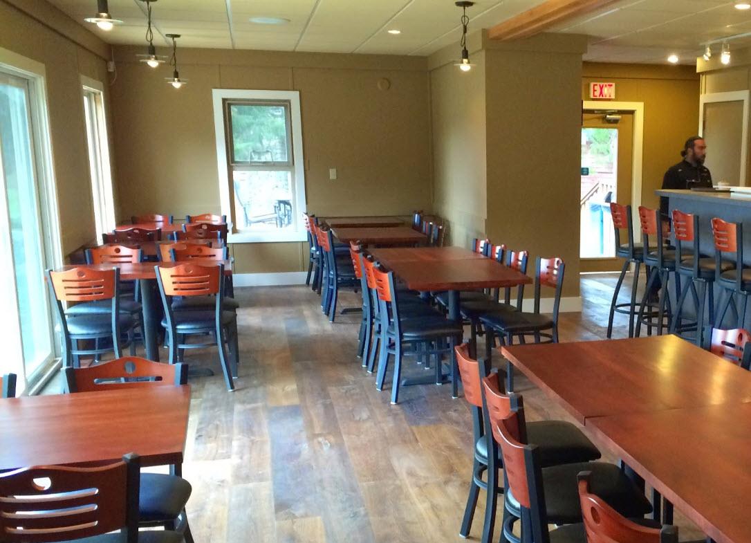 Restaurant furniture canada helps pheasant glen golf