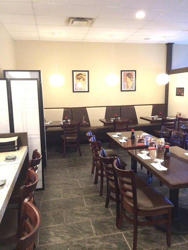 Restaurant furniture canada helps matsuya japanese house