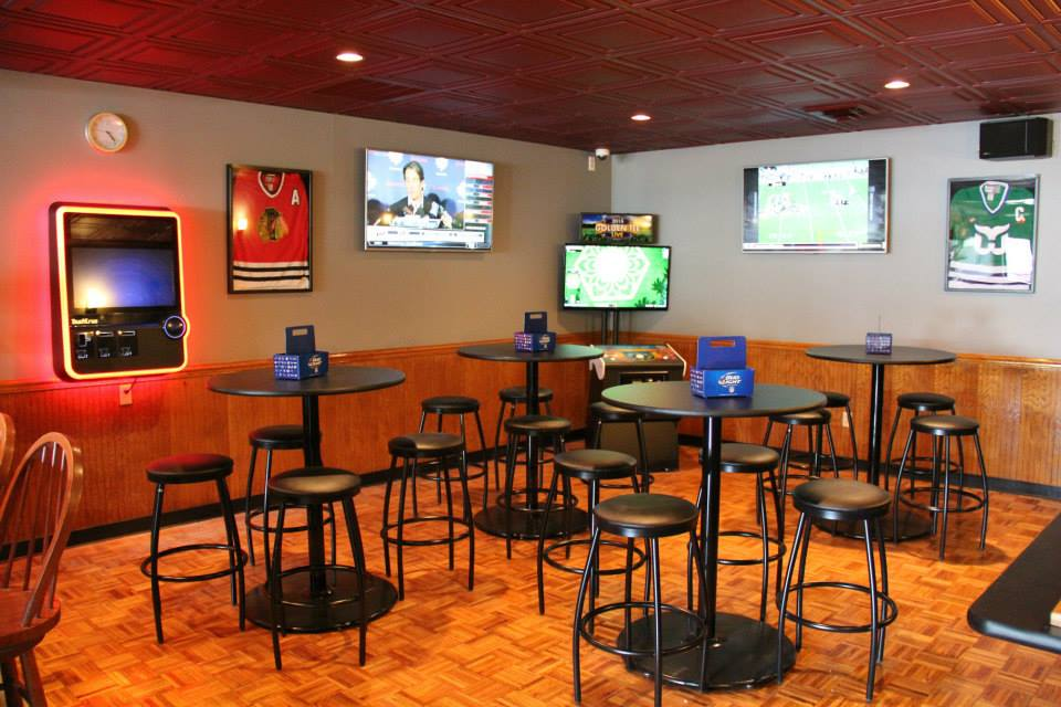 Seating masters helps tomatoes pizza sports bar with its grand tomatoes pizza and sports bar watchthetrailerfo