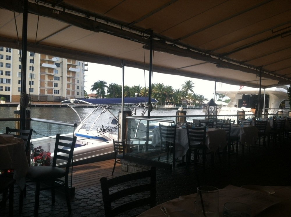 Affordable seating helps blue moon fish co with their