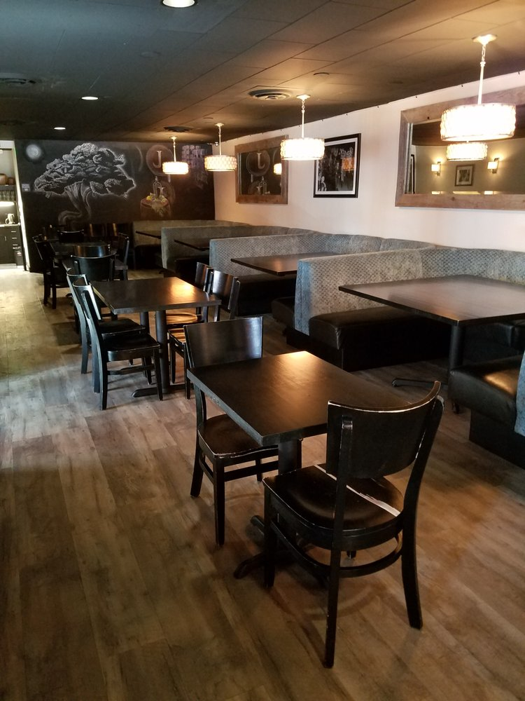 Leading Commercial Grade Manufacturer Works Together With Restaurant In  Boise In Preparations For Its Grand Opening With A Set Of New Curved Back  Wood ...